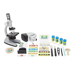 EB Trading LLC Microscope Kit with Metal Arm and Base, 6 Mag