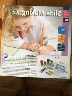 Elenco Microscope Slide Making Kit for Ages 10 and Up