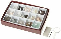 American Educational 15 Piece Mineral Study Economy Kit
