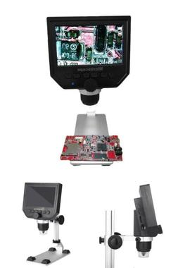Mustool G600 Digital 1-600X 3.6MP 4.3inch HD LCD Display Mic