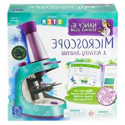 NANCY B SCIENCE CLUB MICROSCOPE & ACTIVITY JOURNAL