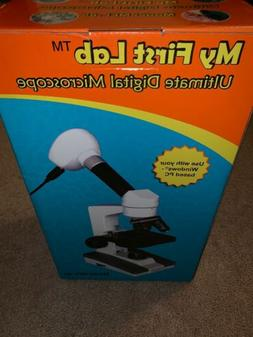 Never Used My First Lab ultimate Digital Microscope Model Mf