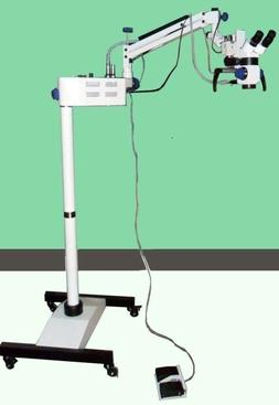New Dental Surgical Microscope/Motorized With Accessories La