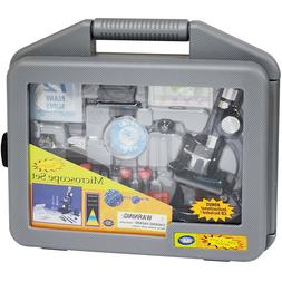 NEW! Edu-Toys Electronics Discovery Planet Microscope Set in