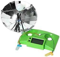 My First Lab Ph Clock and Solar Heat Dish Experiment Kit