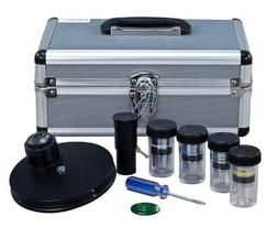 OMAX Phase Contrast Kit with Turret Control and Four Phase C