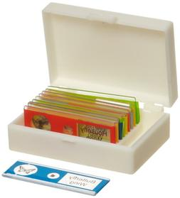 American Educational Plastic Insect Microscope Slide Set in