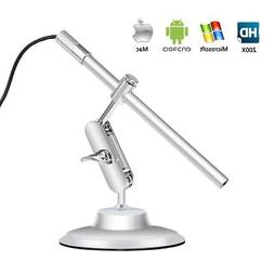 Digital Portable Android USB Microscope Otoscope Endoscope I