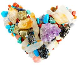 Natural Gemstone Stone Mix Creative Gift Home Decorations