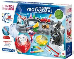 Clementoni Science in The Laboratory Kit   150 Experiments f