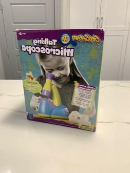 Talking Microscope Kids Science Tool Educational Bug Insect