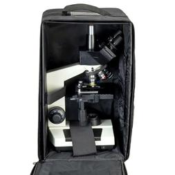 OMAX 40X-1600X Trinocular Biological Compound LED Microscope