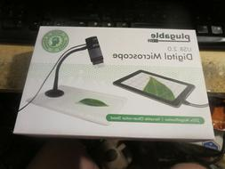 Plugable USB 2.0 Digital Microscope in box 250x magnificatio
