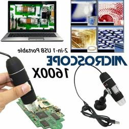 USB Digital Microscope for Electronic Accessories Coin Inspe