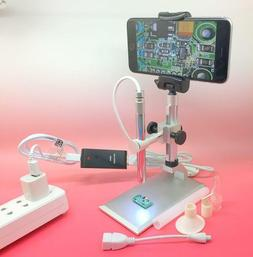 AbleScope USB Microscope WiFi Polarizer Camera for iPhone An